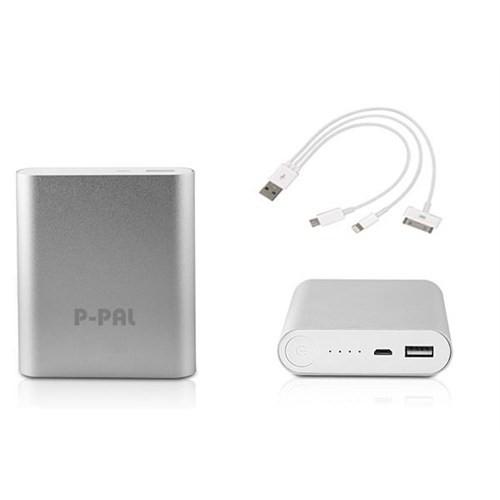 P-Pal Gerçek 10400Mah Powerbank Taşınabilir Şarj Cihazı