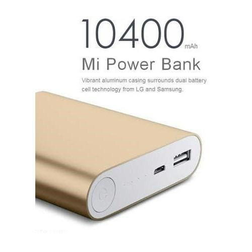 Qapaq Ora Powerbank 10400Mah Golduz244434009620