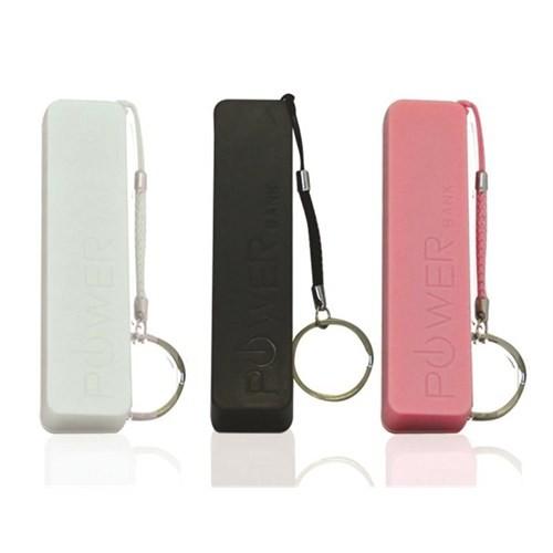 Petrix 2600 mAh Taşınabilir Şarj Cihazı Beyaz- PFPB2200