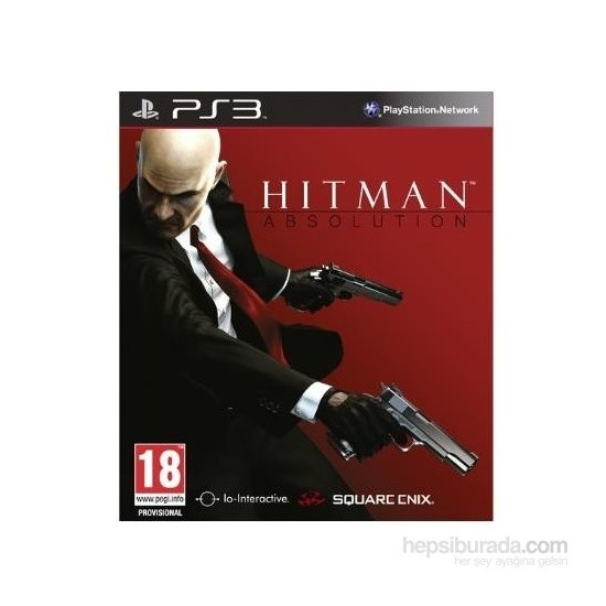 Hitman Absolution PS3