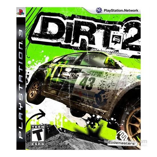 Dirt 2 Ps3 Oyunu