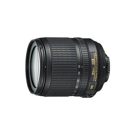Nikon AF-S DX NIKKOR 18-105mm f/3.5-5.6G ED VR Objektif