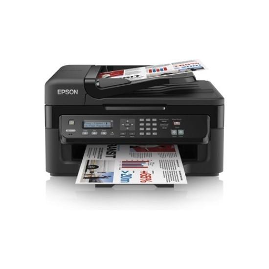 Epson Workforce WF-2520NF Tarayıcı + Fotokopi + Faks + Yazıcı