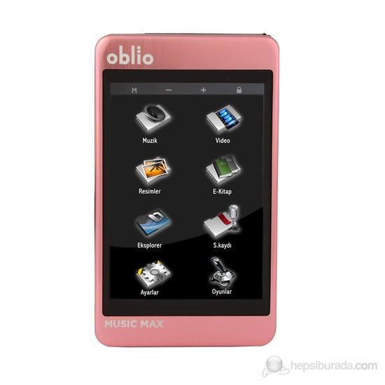 """Oblio Music Max 2.8"""" Dokunmatik Ekran MP3/MP4 Player + Kılıf Hediye"""