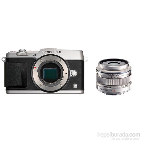 Olympus E-P5 + 17mm F1.8 Super Kit Aynasız Fotoğraf Makinesi