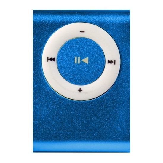 Multifon MP-11 4GB Mini Mp3 Player - Mavi