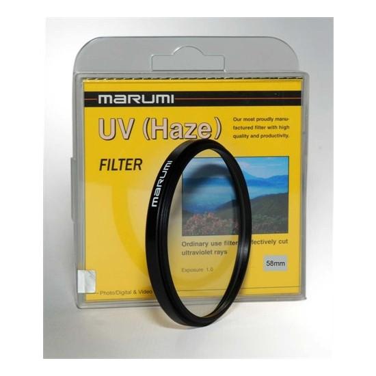 Marumi 58 mm UV Filtre M034