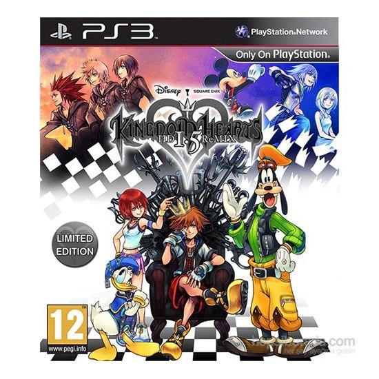 Kingdom Hearts 1.5 Special Edition PS3