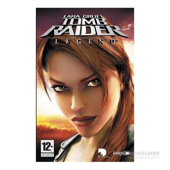 Tomb Raider Legend PSP