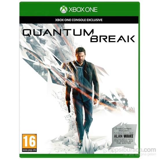 Quantum Break Xbox One Oyun