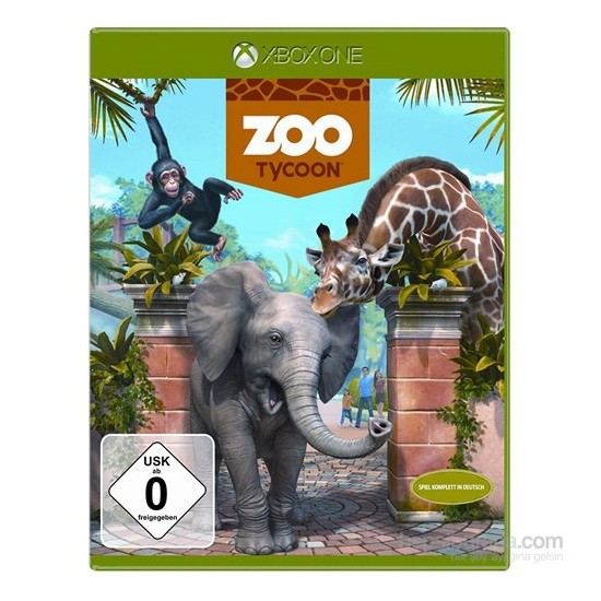 Zoo Tycoon Xbox One