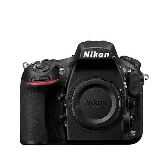 Nikon D810 Body Fotoğraf Makinası İthalatçı Garantili