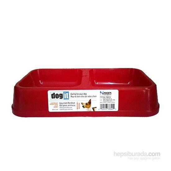 Dogit Köpek İkili Mama/Su Kabı