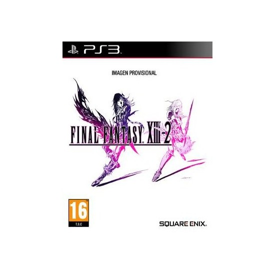 Final Fantasy Xııı-2 Ps3