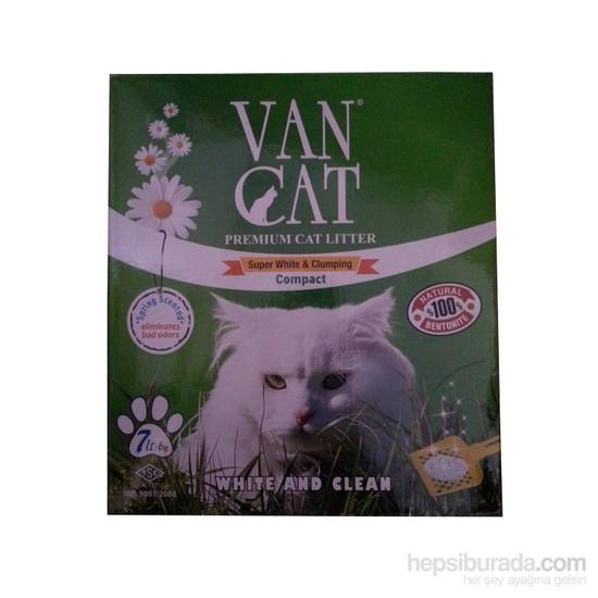 Van Cat Premium Cat Litter Bentonit İnce Taneli Kedi Kumu..