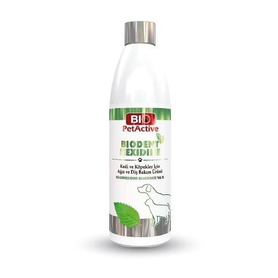 Biopetactive Bıodent Hexidine (Ağız Ve Diş Bakım Ürünü) 50Ml