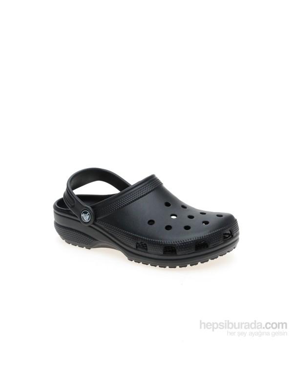 Crocs Classic Siyah Unisex Terlik