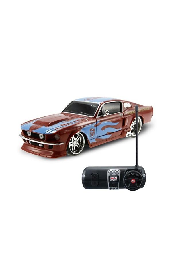 Trabzonspor - Mustang 1/24 RC Car
