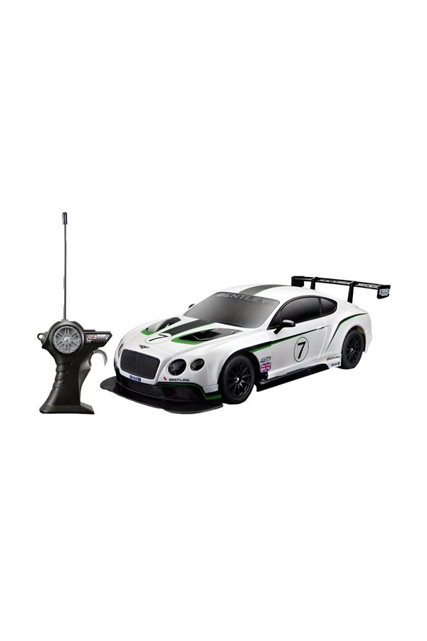 Maisto Tech Bentley Continental GT3 1:24 Remote Control Car