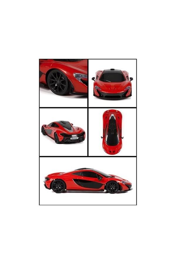 Maisto Mclaren P1 Remote Control Car Red