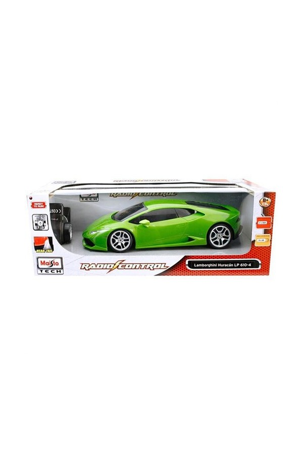 Maisto Lamborghini Huracan Lp 610-4 / C 1:14 Maisto Tech Green