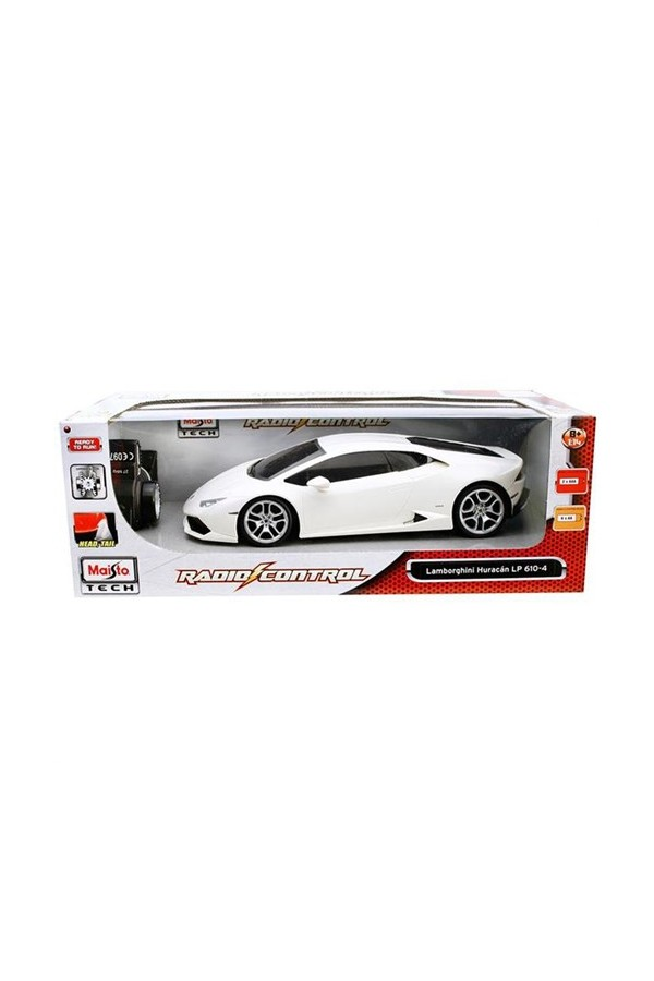 Maisto Lamborghini Huracan Lp 610-4 / C 1:14 Maisto Tech White
