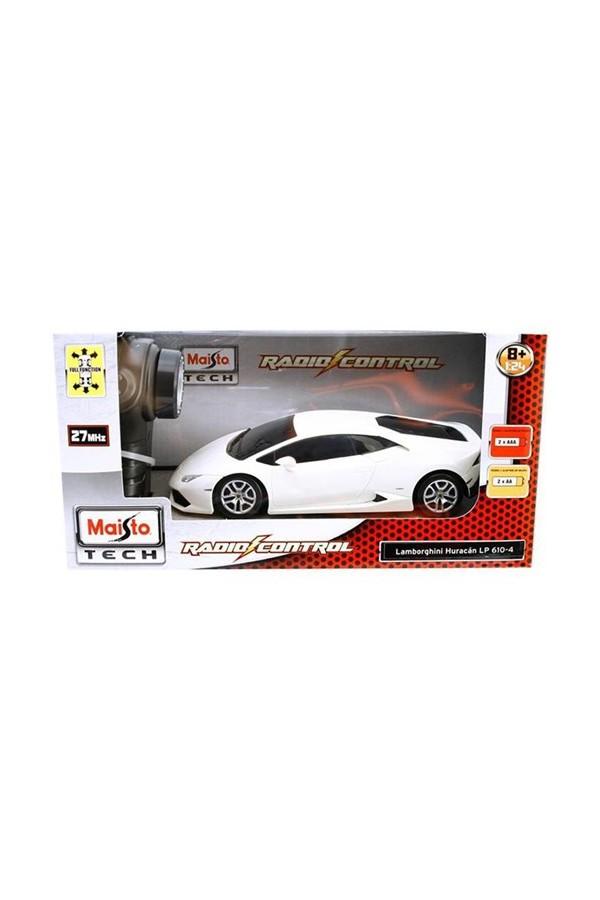 Maisto Lamborghini Huracan Lp 610-4 / C 1:24 Maisto Tech White