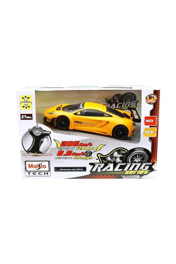 Maisto McLaren 12C GT3 / K 1:24 Maisto Tech Orange