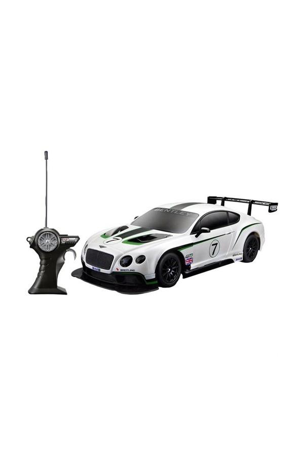 Bentley Continental GT3 remote control car 1:24 Maisto Tech