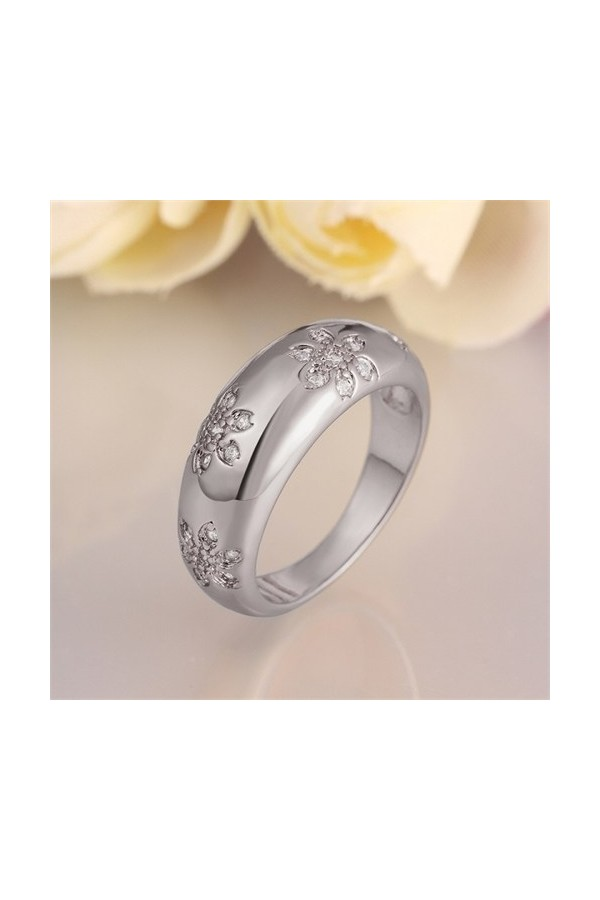 Byzinci Women's Gold Ring 18 Carat