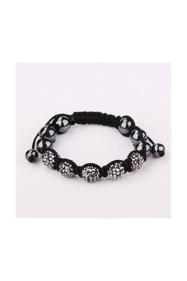 Byzinci Onyx Crystal Bracelet