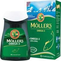 Möller's Omega 3 Balık Yağı 60 Kapsül