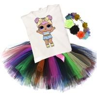 Bba New Trend Lol Bebek Tütü Etek Lol Bebek Kostüm Seti