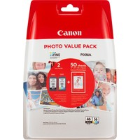 Canon PG-46/CL-56 Orijinal PHOTO VALUE PACK