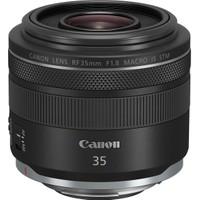 Canon RF 35mm f/1.8 Macro IS STM Lens (Canon Eurasia Garantili)