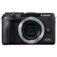 Canon EOS M6 Mark II Body Fotoğraf Makinesi (Canon Eurasia Garantili)