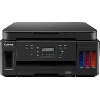 Canon G6040 Renkli Mürekkep Tanklı Yazıcı/ Fotokopi+ Tarama/Wifi/Duplex (Canon Eurasia Garantili)