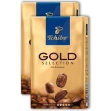 Tchibo Gold Selection Öğütülmüş Filtre Kahve 2X250 G Avantajlı Paket