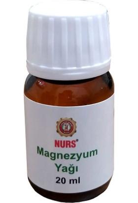 Elder Magnezyum Yağı 20 ml