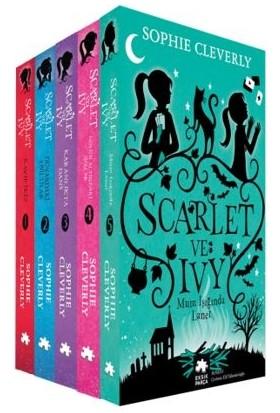 Scarlet ve Ivy 5 Kitaplık Set - Sophie Cleverly