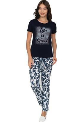 Alperi 78408 Kadın Yazlık Pijama