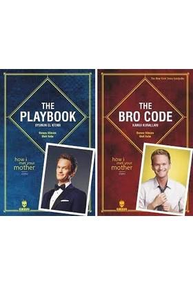 Barney Stinson 2 Kitap Set / The Playbook - The Bro Code