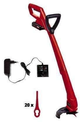 Einhell Gc-Ct 18/24 Li P Kit Kenar Kesme Makinesi