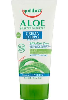 Equilibra Aloe Crema Corpo Zengin Içerikli Vücut Kremi 150ML