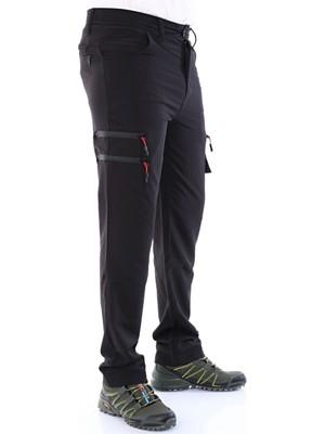 Ghassy Co.erkek Tactical Outdoor Nefes Alan/hızlı Kuruyan 7 Fonksiyonel Cepli Yazlık Paraşüt Pantolon