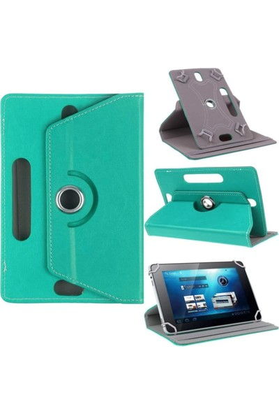 "Evdeka Samsung Galaxy Tab A S Pen SM-P580 10.1"" Universal Stand Olabilen Tablet Kılıfı"