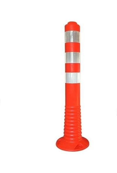 İlgi Trafik Delinatör 70×8 cm Esnek Trafik Delinatörü (Tpu)