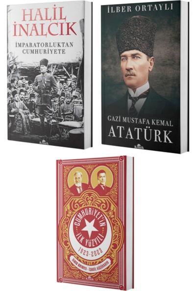 Gazi Mustafa Kemal Atatürk - Imparatorluktan Cumhuriyete - Cumhuriyet'in Ilk Yüzyılı 1923-2023