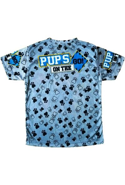 Paw Patrol Baskılı Tişört