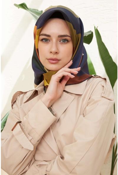 Silk Home %100 Twill Ipek Eşarp 11337-02